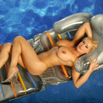ActionGirls Recruits Hot bikini: Sasha - Raft