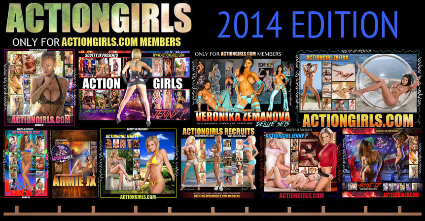 New Actiongirls 2012
