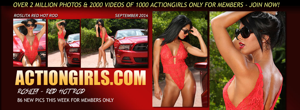 Scotty JX Presents... Actiongirls.com