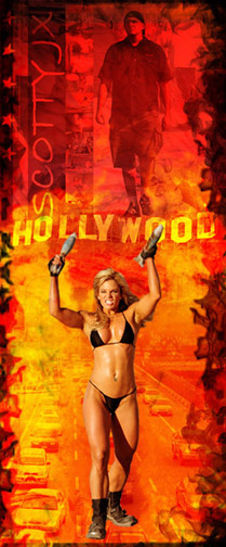 The Actiongirls VS Hollywood's Best!