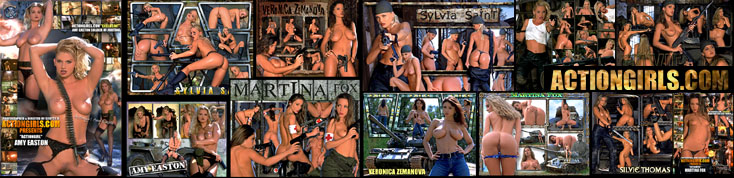 "Actiongirls.com PhotoLayouts featuring ""EXCLUSIVE"" pictures shot by Scotty JX"