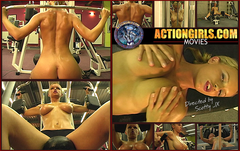 Nancy Lane Workout Actiongirl Movie Movies Videos Video Pictures Picture Pics Pic