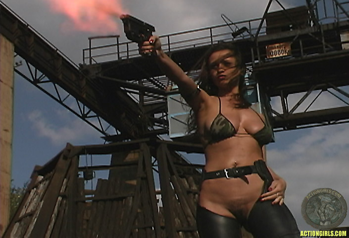 Confirm. nude women with machine guns all charm!