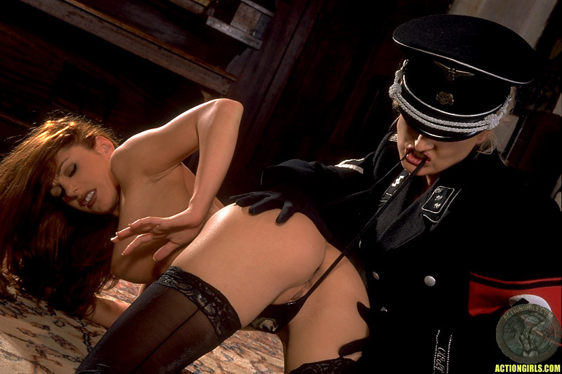 Nazi tranny fucks girl — photo 5