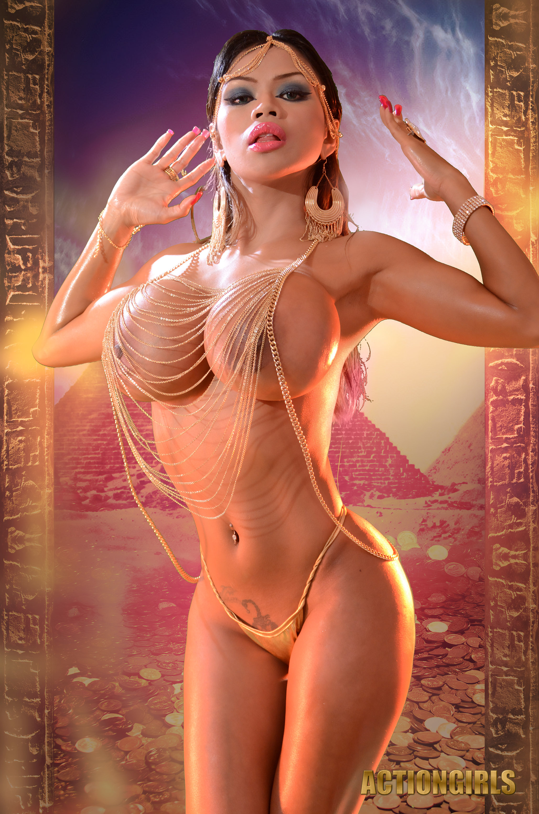from Judson naked egyptian girls action