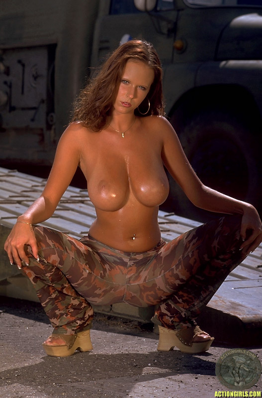 Raylene richards oiled