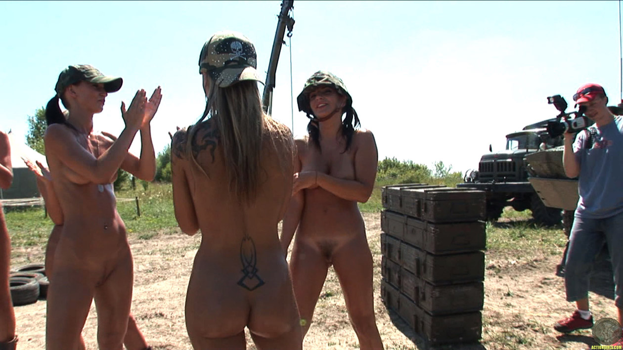 Exclusive Actiongirls Boot Camp (Part 2) Photos & Movies