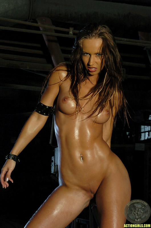 from Axl hottest oiled nude supermodel